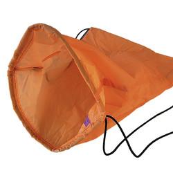 Sportsack aus alten Gleitschirmstoffen