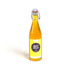 Sirop de citron cédrat