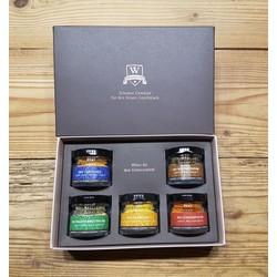 """Küchengewürze: 5er-Minibox """"Favourite Flavours"""""""