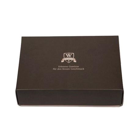 Mini coffret cadeau - 5 mélanges « Les saveurs préférées »