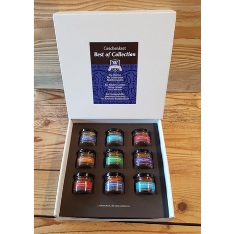 "Gewürze: 9er Mini-Geschenkbox ""Best of Collection"""