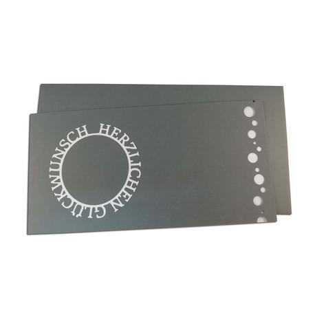 Geburtstagskarten-Set (4 Stück)