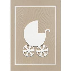 Karten zur Geburt (3er-Set)