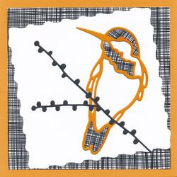 Karten «Eisvogel» (3er-Set)