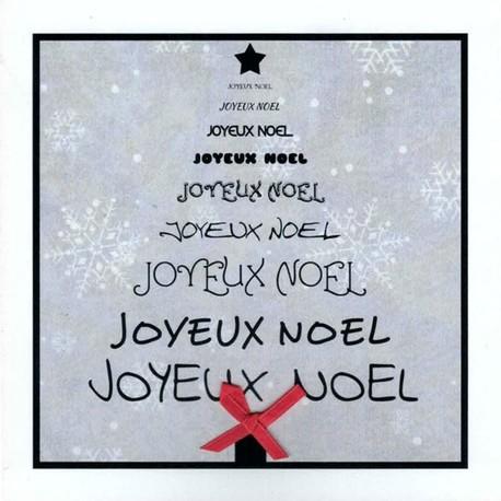 Cartes «Joyeux Noë»