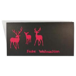 Weihnachtskarten-Set  (4 Stück)