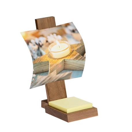 Postkartenhalter