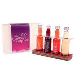"Bio Geschenkset ""Punsch-Potpourri"", 4 x 40 ml"