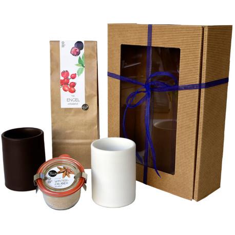 Tea-Time coffret cadeau