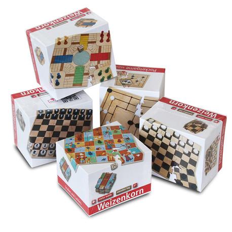 Pocketgame Leiterlispiel