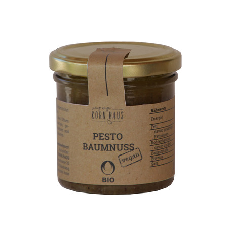 Pesto Baumnuss
