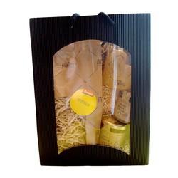 Geschenkkorb Pesto/Pasta/Dessert