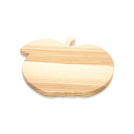 Schneidbrett Apfel